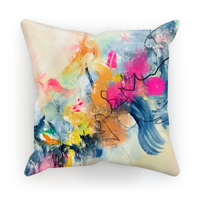 Hei Cushion - Urvashi Art Studio