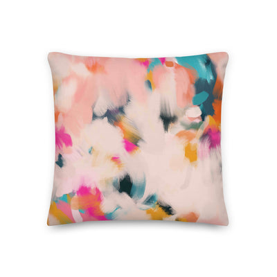 Khloris Premium Pillow - Urvashi Art Studio
