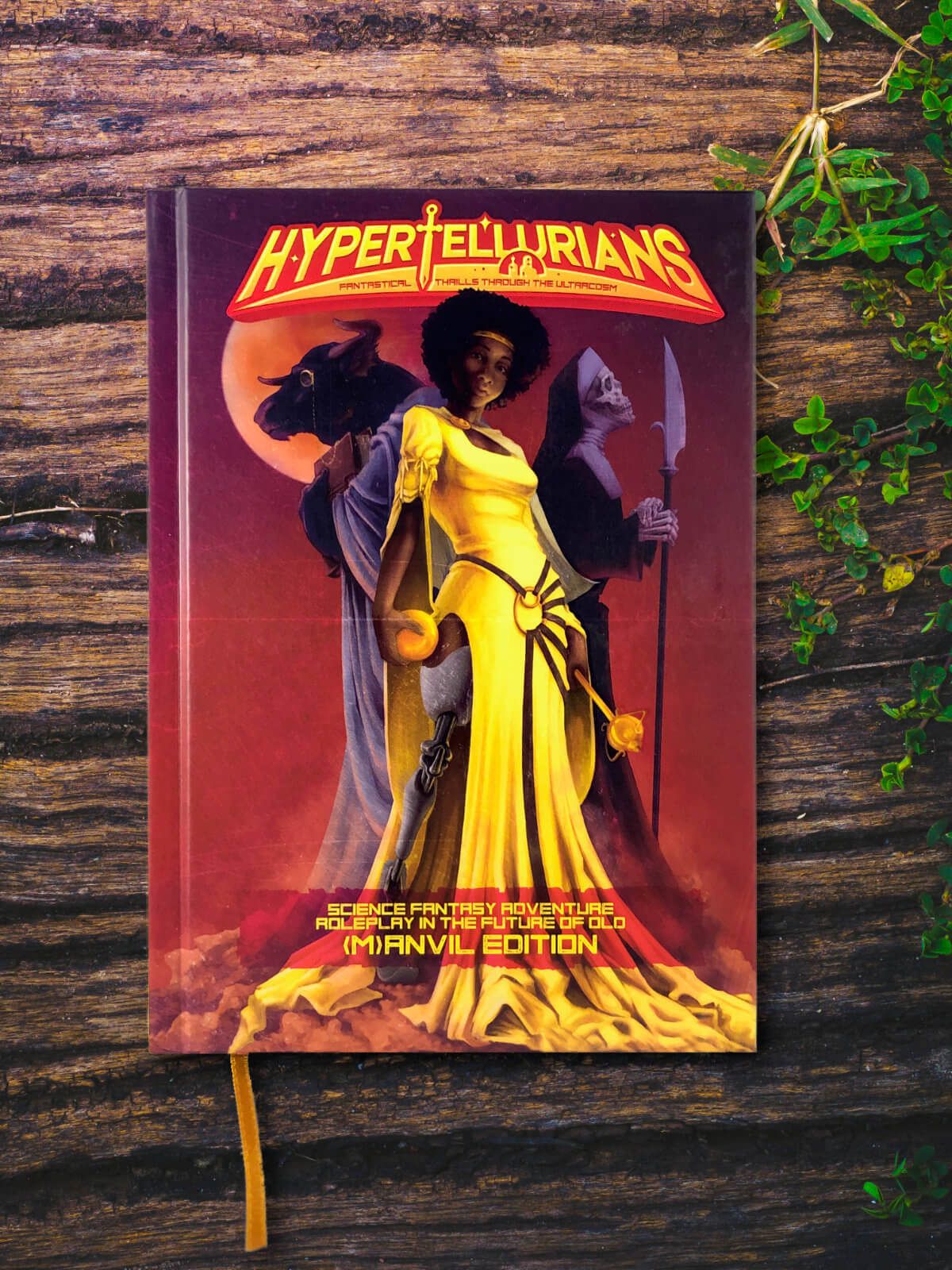 Hypertellurians (M)Anvil Edition