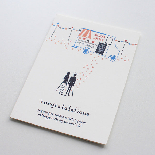 Growing Old Together card