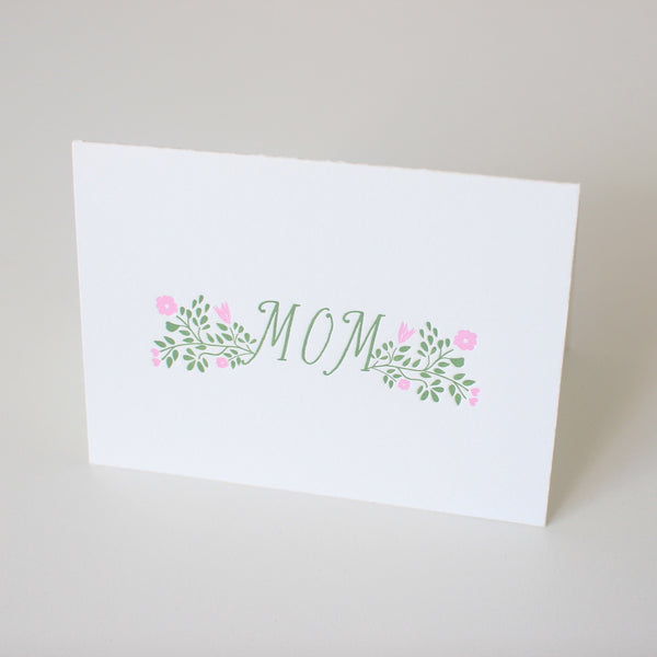 Mother's Day Mom card