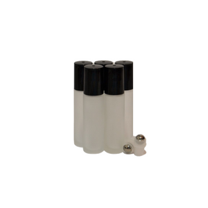 Buy Bulk and SAVE - Frosted 10ml Roller 50 Pack