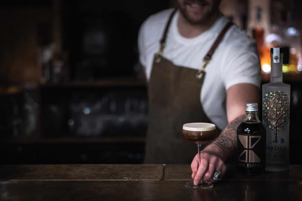 ESPRESSO MARTINI: 5 STEPS TO MAKE THE PERFECT LOCKDOWN LIFE SUPPORT