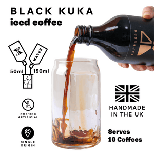 Espresso Strength Cold Brew Coffee - 500 ml