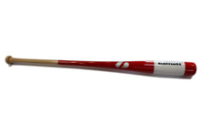 Load image into Gallery viewer, BF-B Baseball bat, fungo bamboo, size 35 (88,9 cm) RED