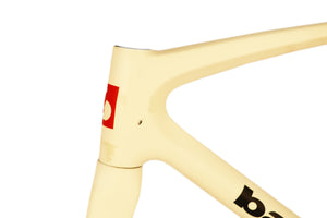 BRC-01 Carbon Frame, White