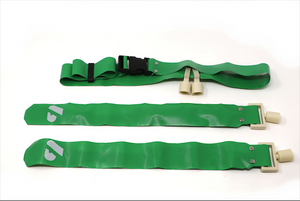 FLAG POP Deluxe flags and belts by 10 (1by 2)
