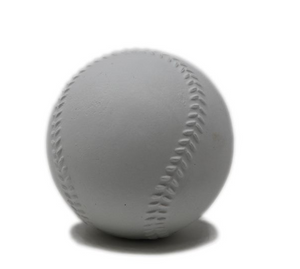 A- 122 baseball balls for throwing machine, size 9'', white, 12 pieces