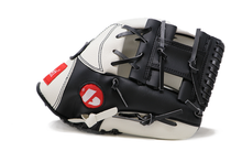 "Load image into Gallery viewer, JL-115 – baseball gloves, outfiled, 11,5"", WHITE"