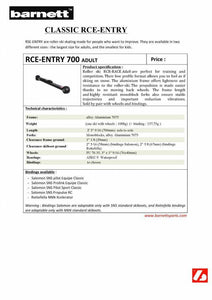 RCE-ENTRY 700 Roller Ski Beginner