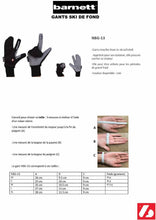 Load image into Gallery viewer, NBG-13 winter ski glove -5 ° to -10 ° - Pink