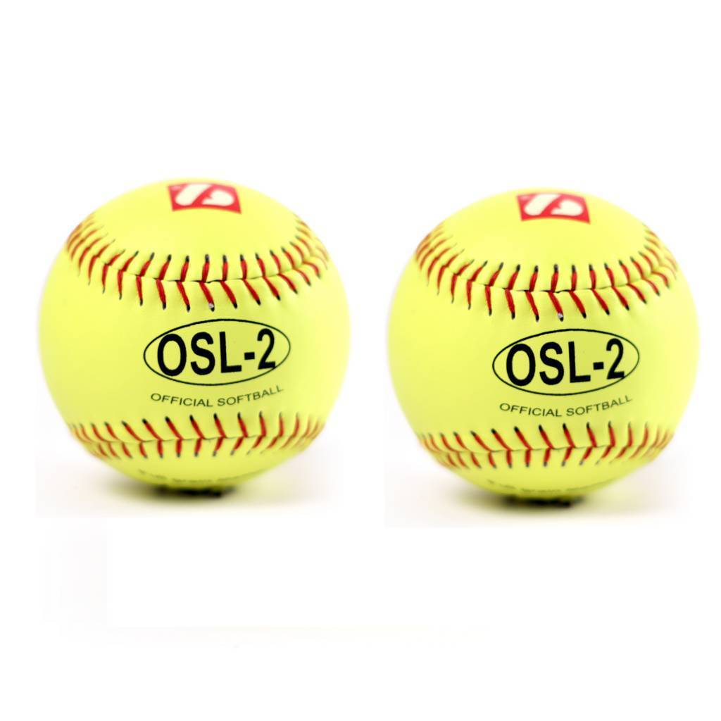 OSL-2 Competition softball, size 12