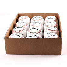 "Load image into Gallery viewer, TS-1 Practice baseballs size 9"", White, 1 dozen"