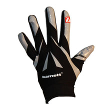 Load image into Gallery viewer, FRG-03 The best receiver football gloves, RE,DB,RB, Black