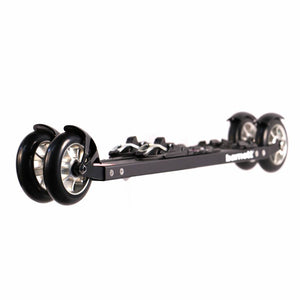 RSE-610  Roller Ski Beginner BLACK