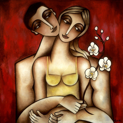 Everlasting Embrace Mini-Giclee