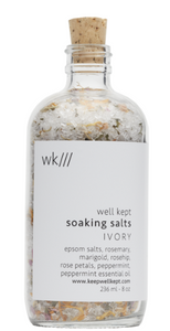 Soaking Salts 8oz