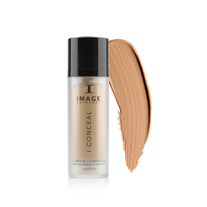 I BEAUTY – I CONCEAL flawless foundation SPF 30 – Suede