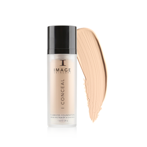 I BEAUTY – I CONCEAL flawless foundation SPF 30 – Porcelain
