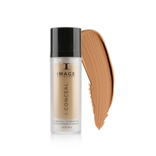Load image into Gallery viewer, I BEAUTY – I CONCEAL flawless foundation SPF 30 – Toffee