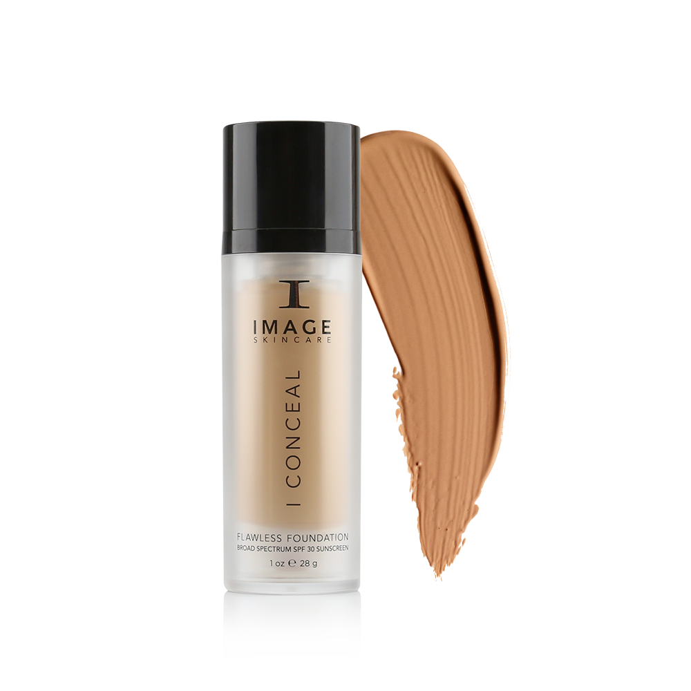 I BEAUTY – I CONCEAL flawless foundation SPF 30 – Toffee