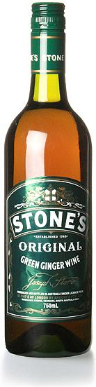Stones Mac Ginger Wine 750ml