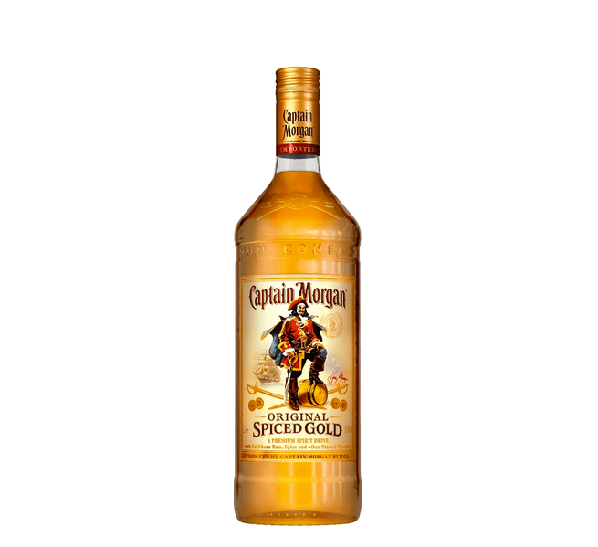 Captain Morgan Spiced Rum 1000ml