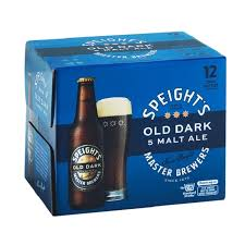 Speights 5 Malt Old Dark 330ml 12Pk