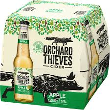 Orchard Thieves Apple 330ml 12pk