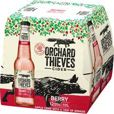 Orchard Thieves Berry 330ml 12pk