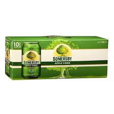Somersby Apple Cider 330ml CANS 10pk