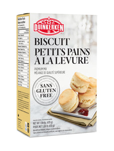 Duinkerken Biscuit Mix
