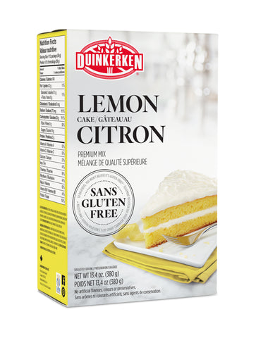 Duinkerken Lemon Cake Mix