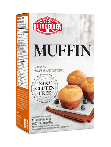 Duinkerken Muffin Mix