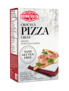 Duinkerken Pizza Crust Mix