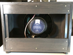 """1x12"""" cabinet - Back view"""
