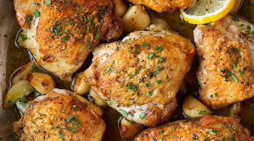 Sweet & Sour Roasted Chicken
