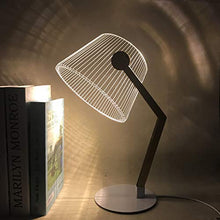 "Load image into Gallery viewer, ""McFly"" 3D Desk Lamp"