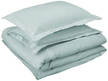 "Load image into Gallery viewer, ""Resort Collection"" Triple Stitch Duvet Cover Set"