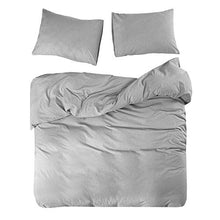 "Load image into Gallery viewer, ""Dreamland 2"" - Washed Cotton Duvet Cover Set"