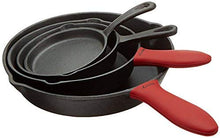 Load image into Gallery viewer, Cast Iron Skillet Set