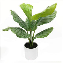 Load image into Gallery viewer, Tropical Faux Potted Plant