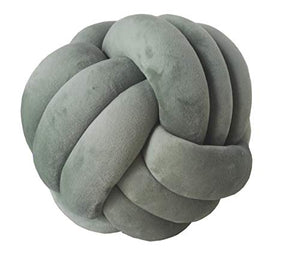 """Knotting Hill"" Ball Cushion"
