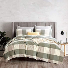 "Load image into Gallery viewer, ""Dream Works"" 3 piece Duvet Cover Set"