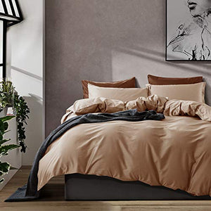 """Alexandria"" Egyptian Cotton Duvet Cover"