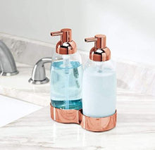 Load image into Gallery viewer, Double Liquid Hand Soap Dispenser Pump