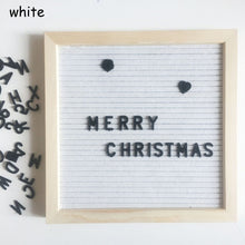 "Load image into Gallery viewer, ""Living Word"" Felt Letter Board"