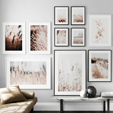"Load image into Gallery viewer, ""Whole Wheat""  Landscape Art"