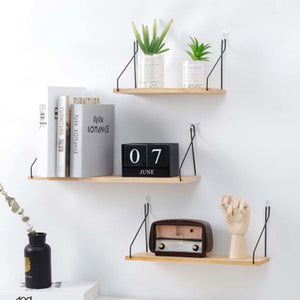 """Alder""  Decorative Wall Shelf"