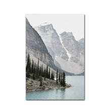 "Load image into Gallery viewer, ""Lake Cascade"" Landscape Art Print"